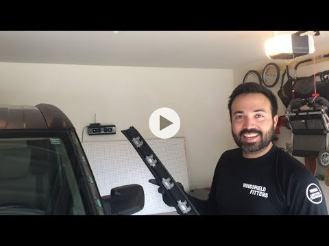Honda Of Katy >> Honda Element A Pillar Moulding Removal - YouTube