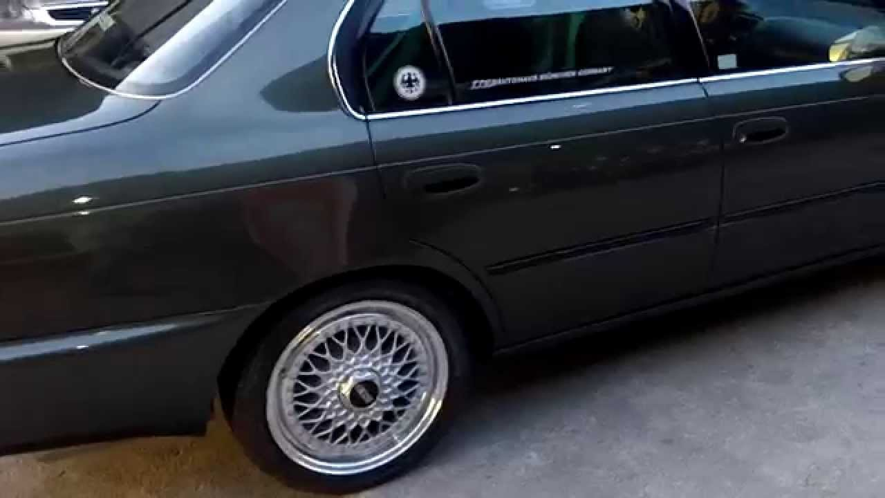 Bbs Rs On Ae101 Youtube