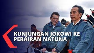 Tegas! Presiden Jokowi Sampaikan Hal Ini Pada Nelayan Natuna