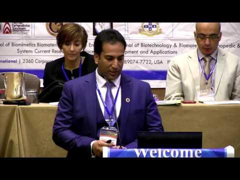Muhammed Wasif Rashid Chaudhary | United Arab Emirates | Biomechanics 2015 | Conferenceseries LLC