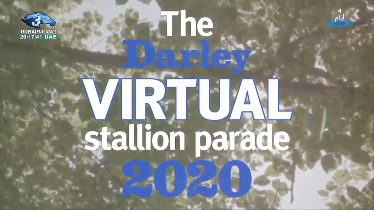The Darley Virtual Stallion Parade 2020