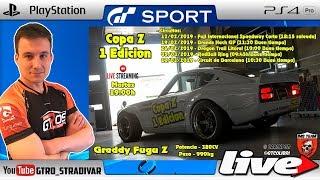 🔴 GT SPORT - DIRECTO | COPA Z (GREDDY FUGU Z) - BRANDS HATCH | GTro_stradivar