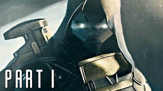 DESTINY 2 Walkthrough Gameplay Part 1 - Memories - Campaign Mission 1 (PS4 Pro)