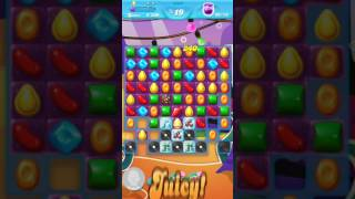 Candy crush Soda Saga Level 1089