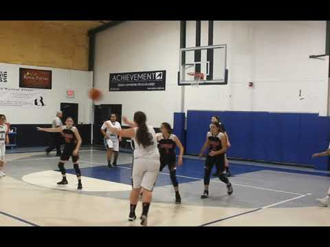 Inverness Christian Academy Varsity Girl's Basketball vs Oldsmar