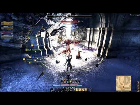 Dungeon Diving - Veteran White Gold Tower - Battery Templar Healer PoV