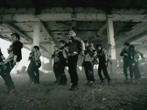 Super Junior MV Boom Boom (나쁜 여자)