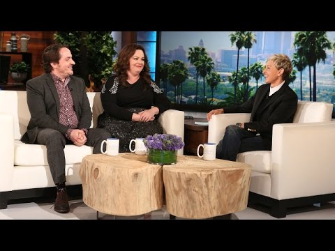 Melissa McCarthy Says 'Beware' of Her Daughter