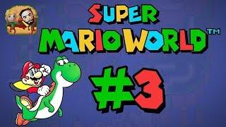 JORDY GOOIT BACON OP ZIJN KAT - #3 - Super Mario World