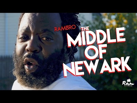 RamBro The Bexgawd | The Middle Of Newark ( Music Video )