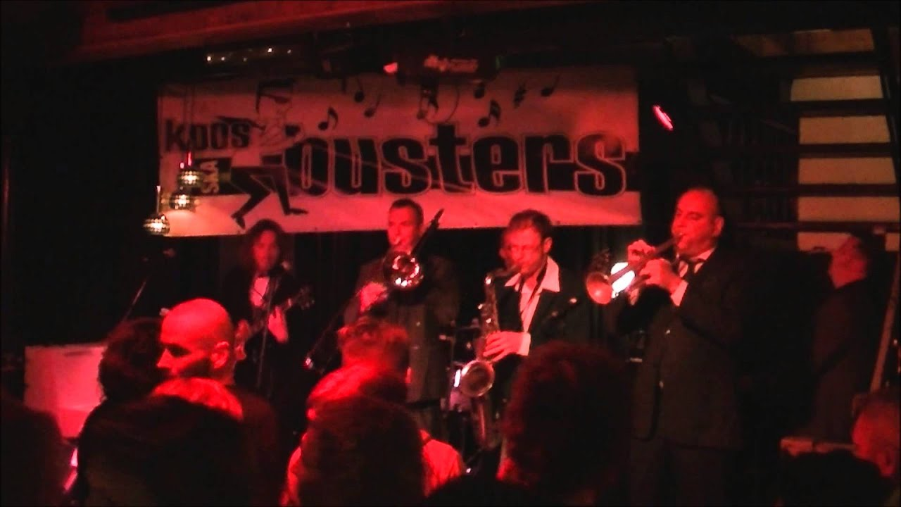 Koos Busters live in de Living Room Zwolle deel 1 - YouTube