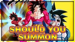 SSJ4 Full Power Goku | Should YOU summon!? | Dragon Ball Z Dokkan Battle