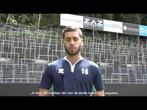 Beerschot - Union SG : Interview Charles Morren