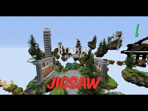 Hacking On Minecraft Episode #1- Hacking on Hypixel Bedwars with Jigsaw 0.25 until I get banned