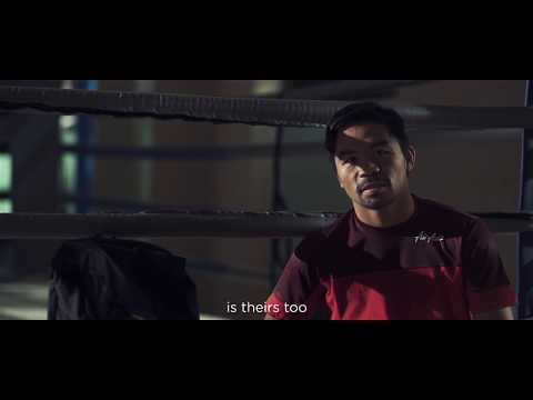 AirAsia #DareToDream - Manny Pacquiao