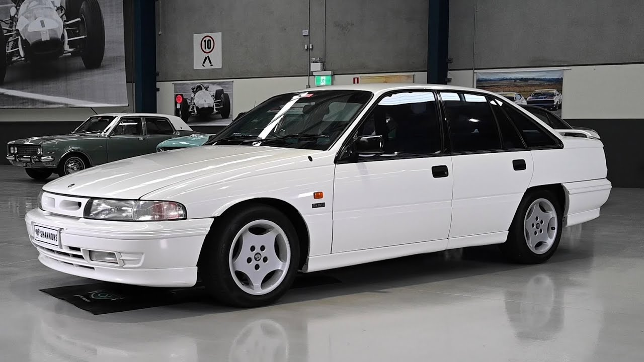 1991 Holden HSV VP Clubsport Sedan - 2019 Shannons Melbourne Winter Classic Auction