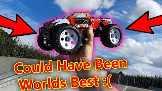 The 1 thing thats stops this being the WORLDS BEST Cheap Small RC Car :(