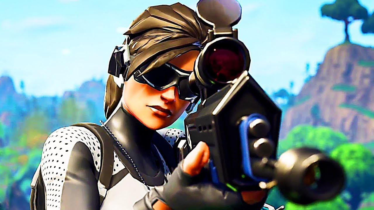 FORTNITE Stink Bomb Bande Annonce (2018) PS4 / Xbox One / PC