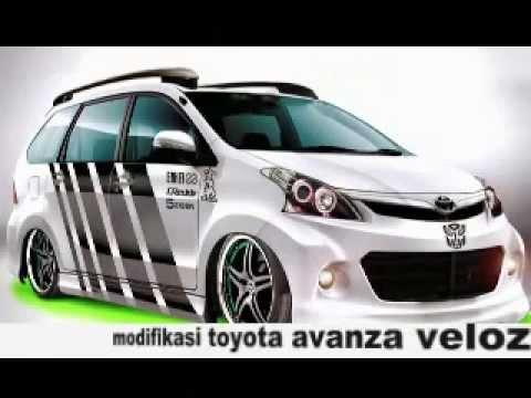 grand new avanza veloz modifikasi 2016 toyota terbaru youtube