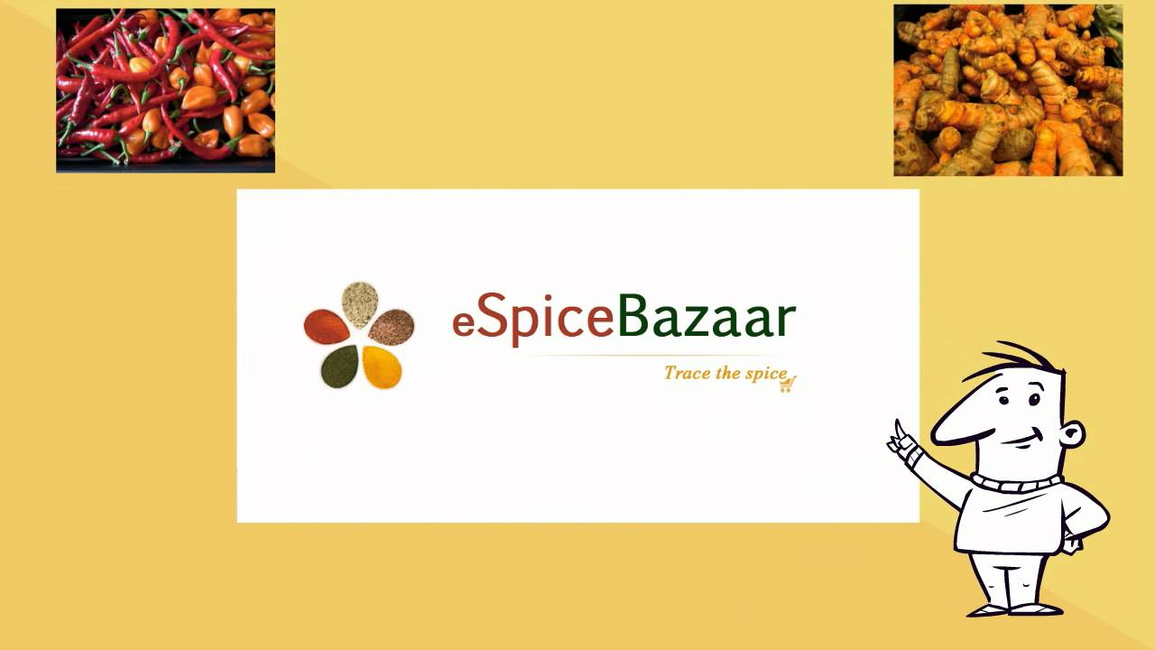 eSpice Bazaar - eCommerce Platform for Spices Farmers and Buyers