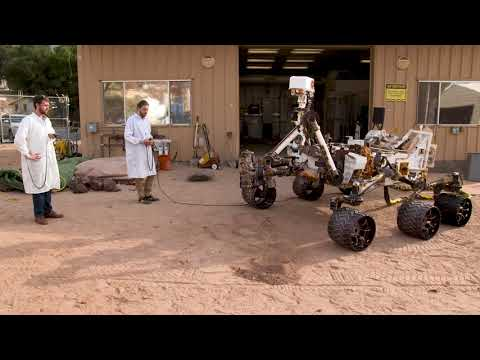 Engineers Devise New Drilling Technique for Curiosity | Video