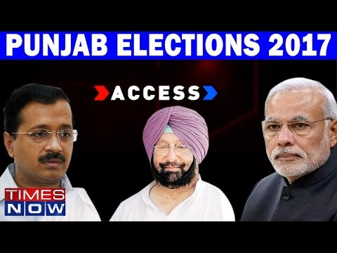 Access Punjab: For The First Time, A Three-Way Fight