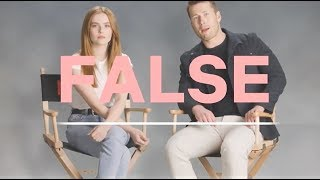 Set It Up (2018) Dating Dilemmas & True or False Game with Zoey Deutch, Glen Powell - Trailer [HD]