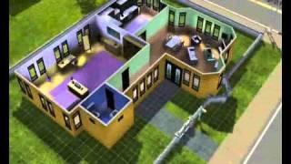 Construindo uma casinha Parte2 - finalizando casinha ^^