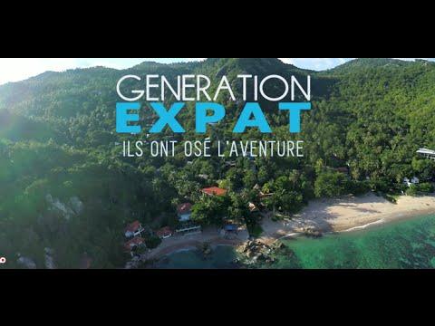 Génération Expat : Ils ont osé l'aventure - Le Film