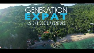 Expat Generation: They tried the adventure- The Film
