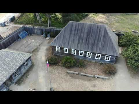 Fort Ross drone