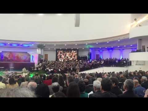 24th World conference pentecostal Cmp Belém sede São Paulo