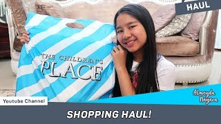 Shopping Haul Wohooo~ | The Children Place Indonesia