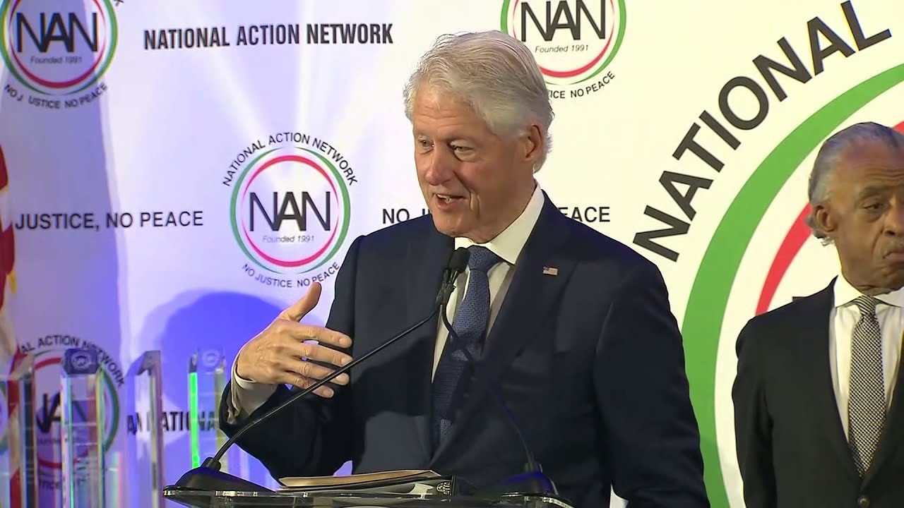 CAMPAIGN 2020: Bill Clinton's ominous warning about ...