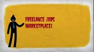 Sign up now at Job is Job freelance website
