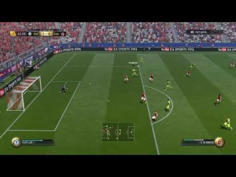 FIFA 17 Oscar De Marcos (RB) Nice goal