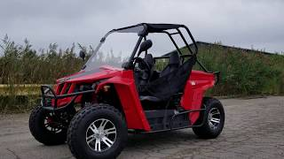 150cc Hunting Utv Enforcer Utility Vehicle For Sale From SaferWholesale.com