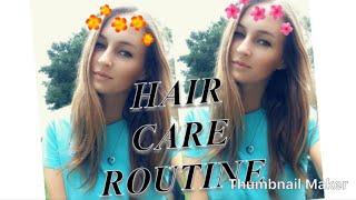 Hair Care Routine|2018|Amber Leigh