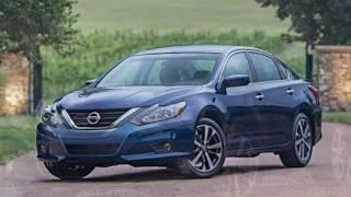 Nissan Altima 2018 Car Review