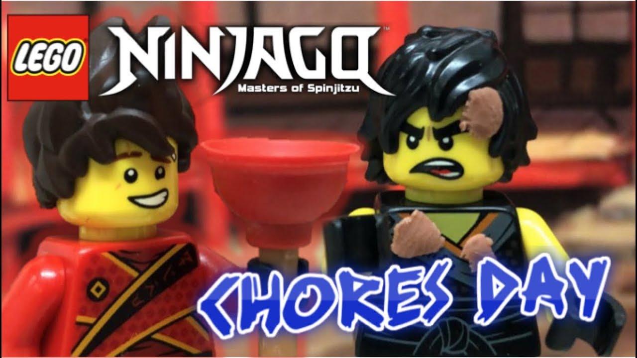 Download LEGO NINJAGO: ROYAL CHAOS | Episode 6 - CHORES DAY