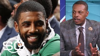 Paul Pierce says Kyrie Irving can bring Celtics an NBA title this season | SportsCenter | ESPN