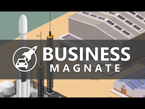 Business Magnate Gameplay Trailer