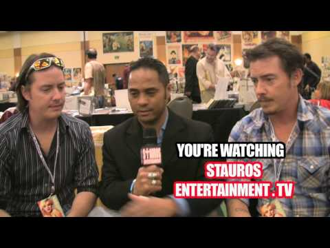JEREMY LONDON & JASON LONDON w/ TYRONE TANN