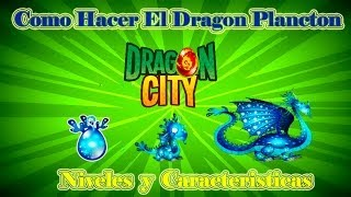 Como Hacer El Dragon Plancton De Dragon City