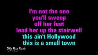 White Horse - Taylor Swift (Original Karaoke)