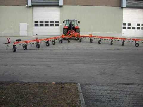 Fella Hay Equipment TH2000