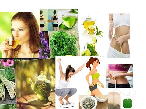 how to lose weight fast without exercise naturally at home by drinking herbal teas