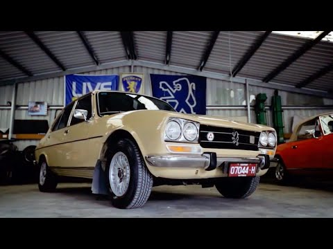 Peugeot 504 - Shannons Club TV - Episode 125