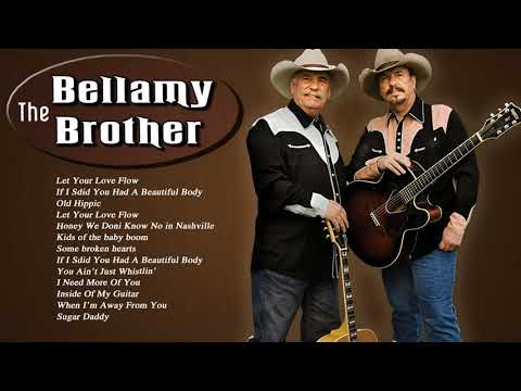The Bellamy Brothers Greatest Hits (Full Album) - Best of Bellamy Brothers Songs Playlist