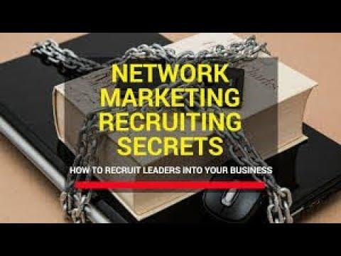 "*Network Marketing Recruiting Secrets* ""Global Domains International Review"""